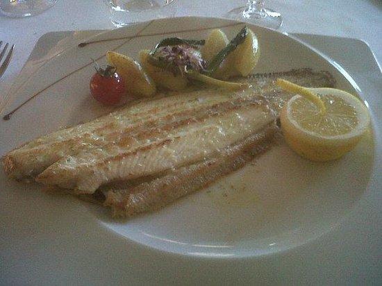 Restaurant Punta Lara: sole