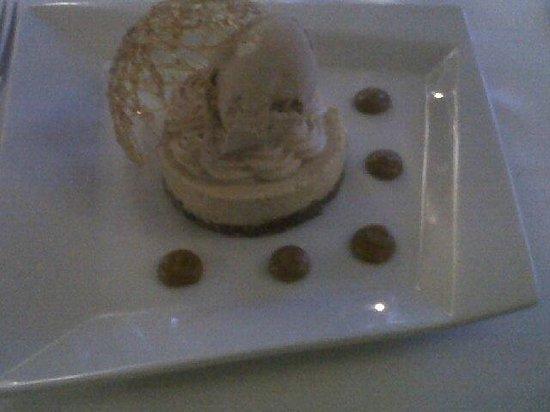 Restaurant Punta Lara : déclinaison caramel