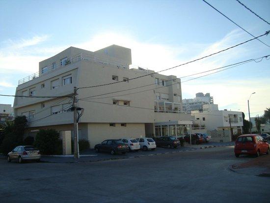 Atlantico Boutique Hotel: Fachada do Hotel