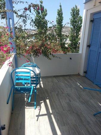 Hotel Panorama: ΜΠΑΛΚΟΝΙ
