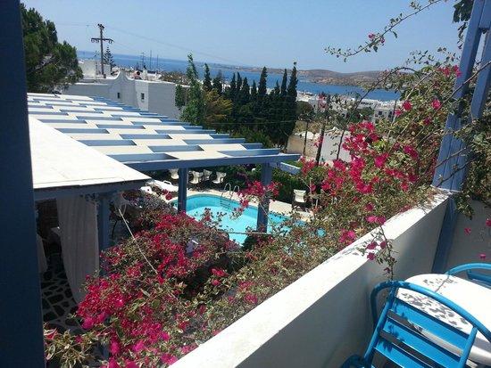 Hotel Panorama: ΘΕΑ