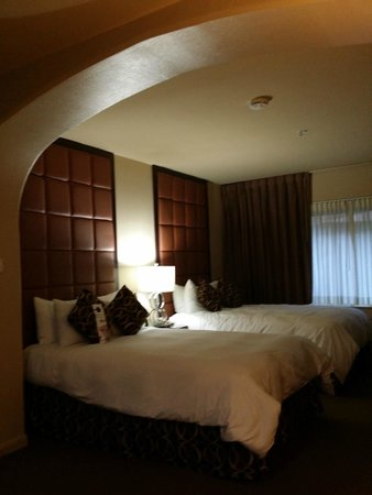 Radisson Hotel El Paso Airport: My room