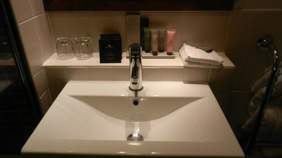 The Sanctuary House Hotel: Sink