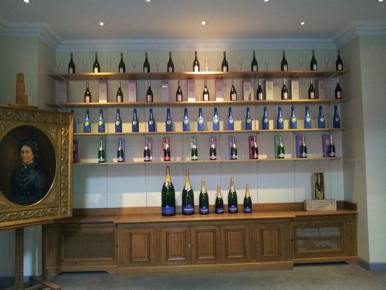 Champagnes Pommery : Les bouteilles Pommery