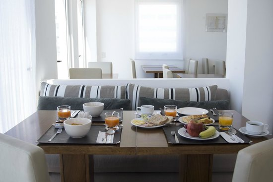 Moreno Hotel Buenos Aires: Breakfast