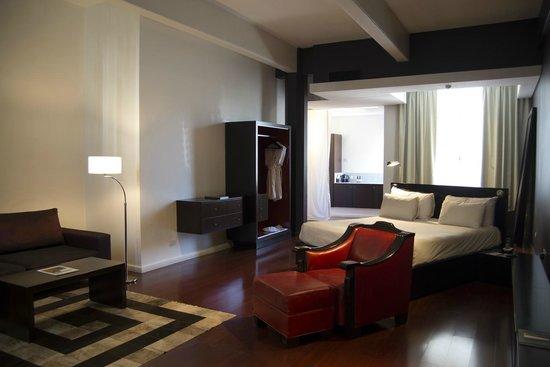 Moreno Hotel Buenos Aires: Big Loft Room