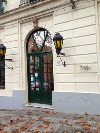 Don Antonio Posada: Hotel, entrada