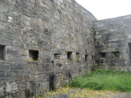 Ned's Point Fort