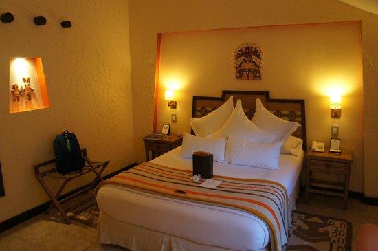 SUMAQ Machu Picchu Hotel: Apartamento com sacada voltada para o Rio Urubamba