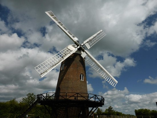 Wilton Windmill - May 2014