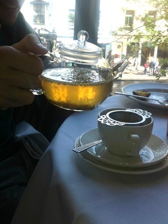 Afternoon Tea at Europa Hotel - Belfast: Turkish Tea