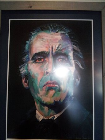 The Hotel Modern: Nick Cage The Vampire