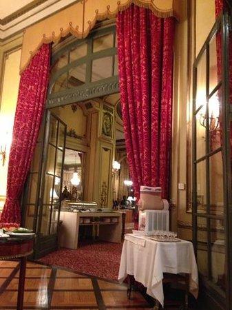 The St. Regis Rome: cafe da manha