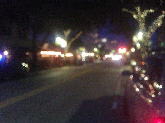 Clematis Street: tranquilo