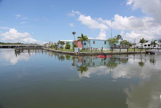 San Carlos R.V. Park & Islands: Rentals right next to the Bay