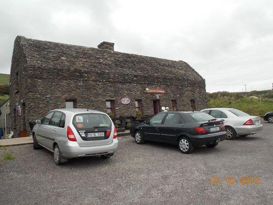 The Stonehouse Restaurant.