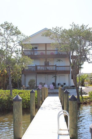 A-Bayview Bed and Breakfast: Le B&B