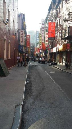 Chinatown: Чайнатаун