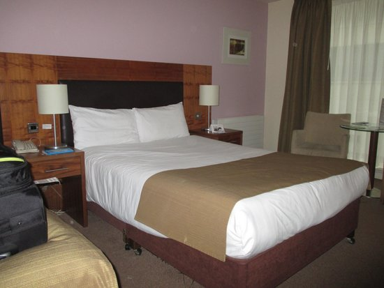 Maldron Hotel Smithfield: Habitación