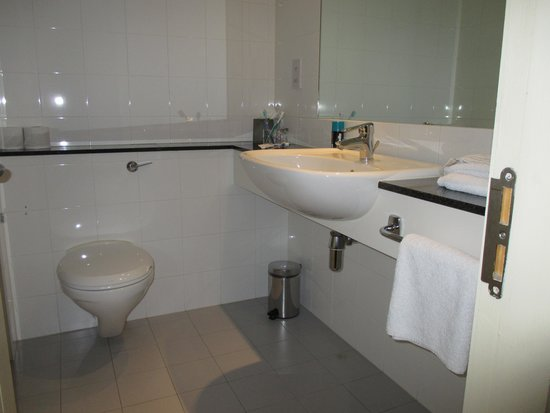 Maldron Hotel Smithfield: Baño