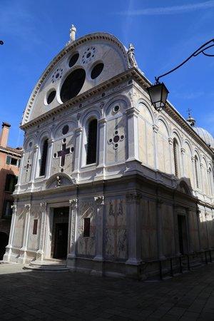 Santa Maria dei Miracoli: exterior