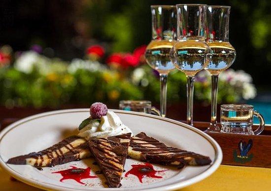 Stiegler's Austrian Restaurant & Bar: Two Chocolate Paté