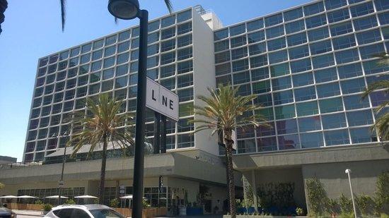 The Line : The hotel was landmark-like