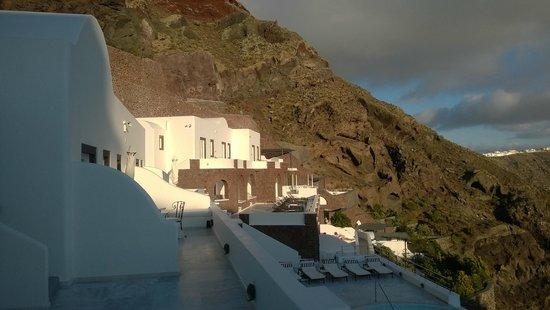 San Antonio Suites: view from terrace