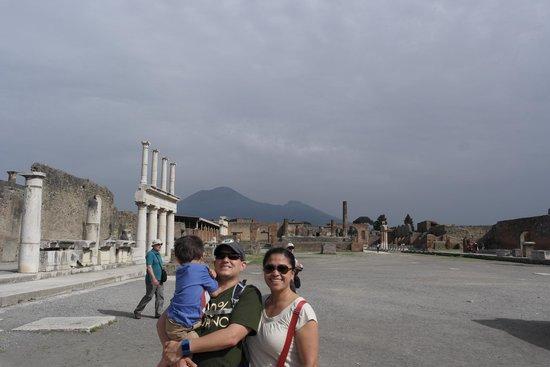 Sorrento Silver Star Tours: Pompeii/Vesuvius