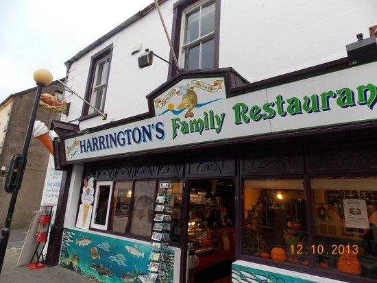 The Harrington's Family Restaurant - Picture of Harringtons, Dingle - TripAdvisor