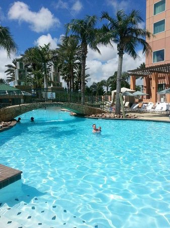 Moody Gardens Hotel Spa & Convention Center: Pool