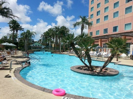 Moody Gardens Spa & Convention Center Hotel