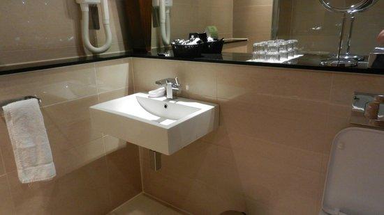 Ashling Hotel: Sink