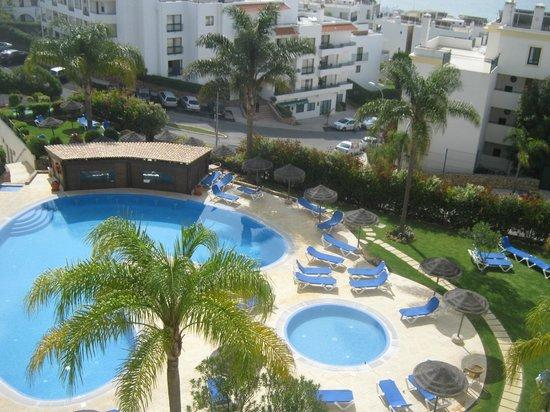 Cerro Mar Atlantico Touristic Apartments: Cerro Mar..view from our balcony