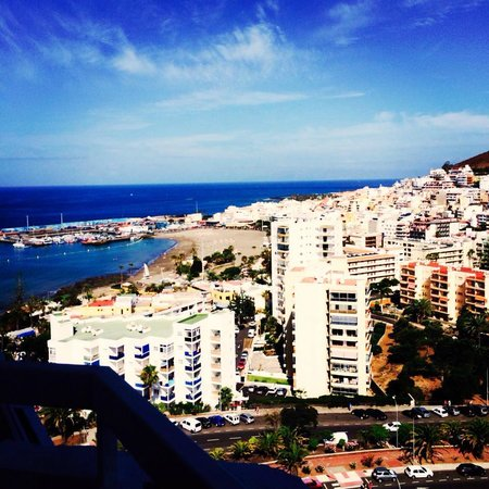 TRYP Tenerife : View from room 1410!