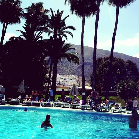 TRYP Tenerife : Lovely relaxing pool area