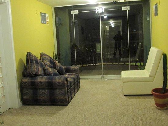 Hotel Qalasaya : Pasillo donde se encuentran las habitaciones