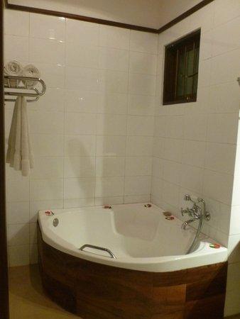 Amaya Lake : salle de bain