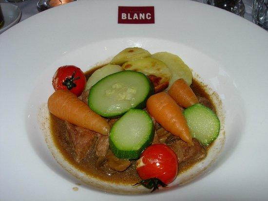 Brasserie Blanc : Navarin of Lamb