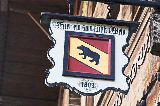 Hotel Bären Guttannen: seit 1803