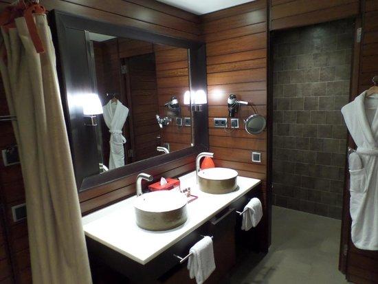 Sheraton Gran Canaria Salobre Golf Resort: la salle de bain