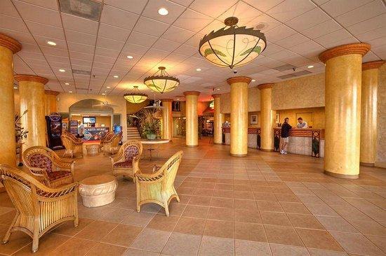 BEST WESTERN Orlando Gateway Hotel: Recepção e Quiosques