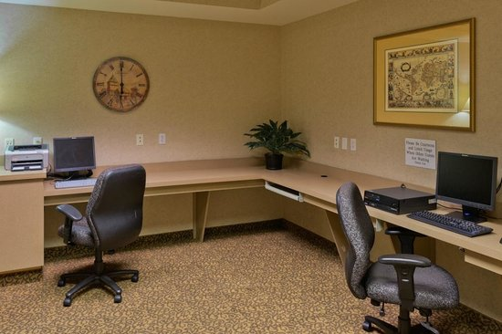 Hampton Inn & Suites Goodyear: Business center