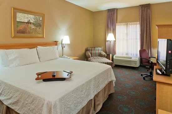 Hampton Inn & Suites Goodyear: King bedroom suite
