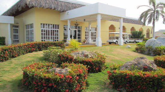 Paradisus Varadero Resort & Spa: Entrance