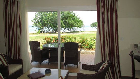 Paradisus Varadero Resort & Spa: View from inside our suite