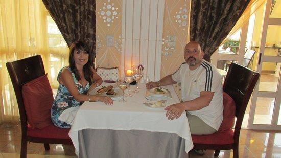 Paradisus Varadero Resort & Spa: Restaurant