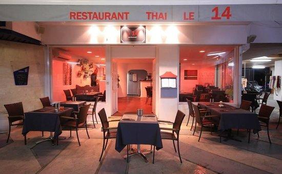 Restaurant Le 14