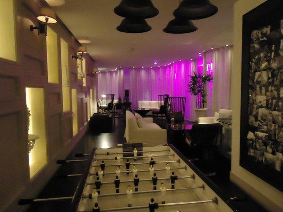 Pullman Bangkok Hotel G: Salon de Juegos