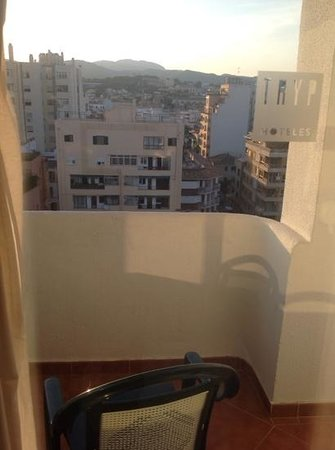 TRYP Palma Bellver Hotel : views